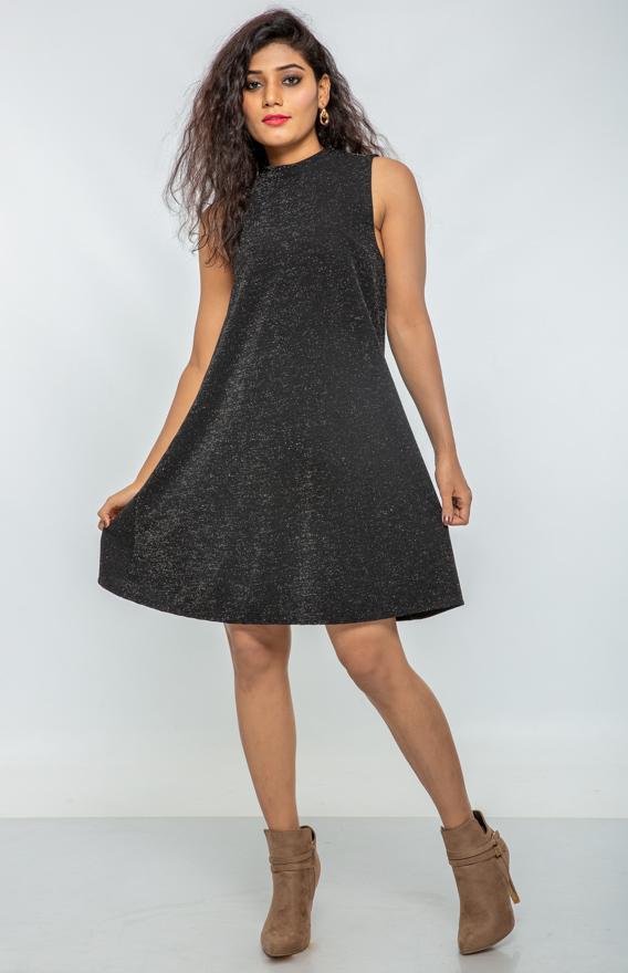 Bling Knit Dress