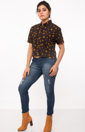 Have some fun Floral Shirt