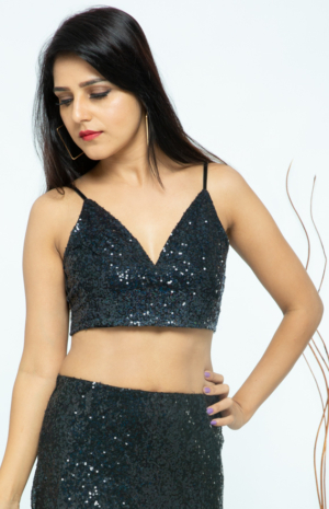Steal the show Crop Top
