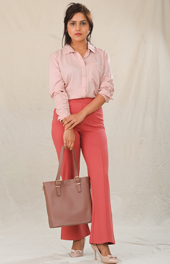 Back to Work Button down- 30looks-6383