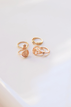 Amy Ring Set