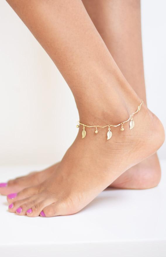 Bella Anklet