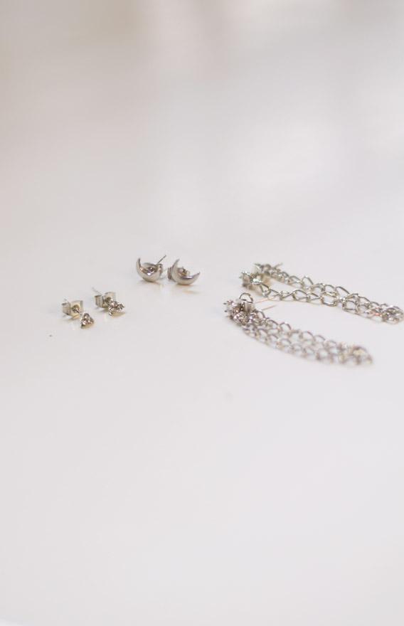 Nova Earrings- Set of three
